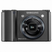 "Samsung NV24 HD 10.2MP 1/2.3"" CCD 3648 x 2736Pixel Nero"