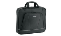 "Acer 15,4"" Essentials Top Loading Case 15.4"" Valigetta ventiquattrore Nero"