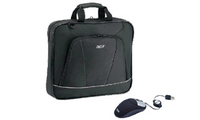 "Acer Essentials Mobility Pack for Notebooks up to 15.4"" display size 15.4"" Valigetta ventiquattrore Nero"