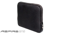 "Acer Aspire one Neoprene Cover Sleeve (black) 8.9"" Custodia a tasca Nero"