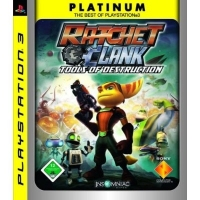 Sony Ratchet & Clank: Tools of Destruction - Platinum, PS3 PlayStation 3 Tedesca videogioco