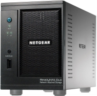Netgear READYNAS DUO (1 X 1000 GB)