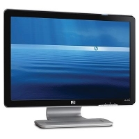 HP w2216v 21.6 inch Widescreen LCD Monitor monitor piatto per PC
