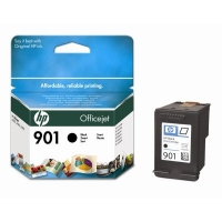 HP 901 Officejet Ink Cartridges Black Nero cartuccia d