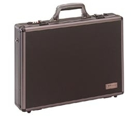 "Targus 17"" Aluminum Attaché Notebook Case 17"" Valigetta ventiquattrore Nero"