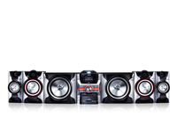 Samsung MX-E871 320W Nero set audio da casa