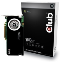 CLUB3D GeForce 9600GT 512MB GDDR3