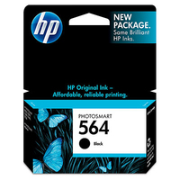 HP 564 Black Nero cartuccia d