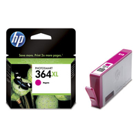 HP 364XL High Yield Magenta Original Ink Cartridge cartuccia d