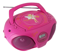 Bigben Interactive CD45 Set micro Rosa
