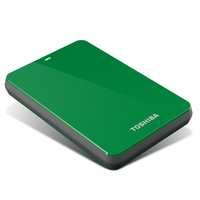 Toshiba 500GB Canvio 3.0 500GB Verde disco rigido esterno