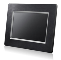 "Samsung SPF-105P Digital Photo Frame 10.2"" Nero cornice per foto digitali"