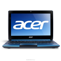 "Acer Aspire One D270-268bb 1.6GHz N2600 10.1"" 1024 x 600Pixel Blu Netbook"