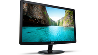 "Acer S1 S271HLCbid 27"" Full HD Nero monitor piatto per PC"