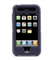 Contour Design HardSkin for iPhone 3G Navy