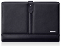 "Sony VAIO Z Series Leather Case, Black 13.1"" Valigetta ventiquattrore Nero"