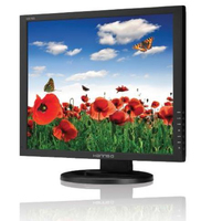 "Hannspree Hanns.G HX193DPB 19"" Nero monitor piatto per PC LED display"