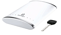 Iomega eGo Alpine White Portable Hard Drive 500 GB 500GB Bianco disco rigido esterno