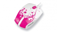 Cherry LADY Corded Optical Mobile Mouse mouse