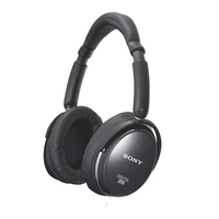 Sony MDR-NC500D Nero Sovraurale cuffia