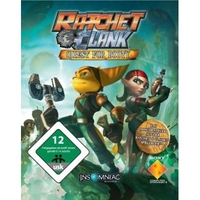Sony Ratchet & Clank: Quest for Booty, PS3 PlayStation 3 Tedesca videogioco