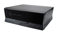 Conceptronic Media Giant Pro, 750GB Nero lettore multimediale