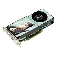ASUS 90-C3CGR0-J0UAY00T GeForce 9800 GT GDDR3 scheda video