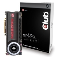 CLUB3D HD 4870 2048MB GDDR5 2GB GDDR5