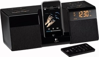 Logitech Pure-Fi AnytimeT Nero docking station con altoparlanti
