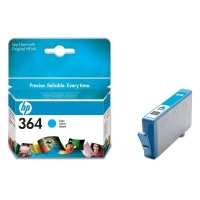 HP 364 Ink Cartridges Cyan Ciano cartuccia d