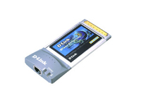 D-Link 32 Bit Card Bus 10/100Mbps Ethernet Adapter with Direct Port Interno 100Mbit/s scheda di rete e adattatore