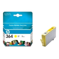HP 364 Ink Cartridges Yellow Giallo cartuccia d