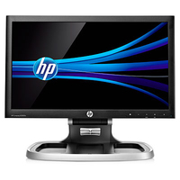 "HP Compaq LE2002xi 20"" Nero monitor piatto per PC"