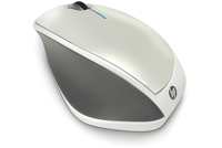HP X4500 RF Wireless Laser 1600DPI Mano destra Bianco mouse
