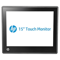 "HP L6015tm 15"" 1024 x 768Pixel Nero monitor touch screen"