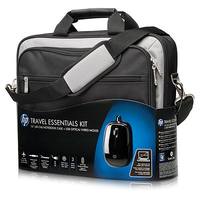 "HP Travel Essentials Kit 16"" Valigetta ventiquattrore Nero"