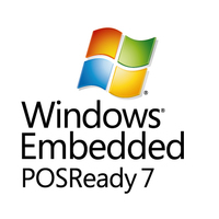 HP Windows Embedded POSReady 7, x32, 1u, CTO, ENG