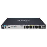 HP ProCurve 2910-24G-PoE+ al Managed network switch L3 Gigabit Ethernet (10/100/1000) Supporto Power over Ethernet (PoE) 1U