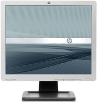 "HP LE1711 17"" HD TN+Film Nero, Argento monitor piatto per PC"