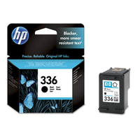 HP 336 Black Original Ink Cartridge cartuccia d