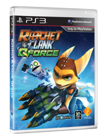 Sony Ratchet & Clank: QForce PlayStation 3 Tedesca videogioco