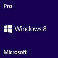 HP Windows 8 Pro, x64, w/Office Starter 2010, 1u, CTO