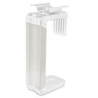 Humanscale CPU600 Desk-mounted CPU holder Bianco