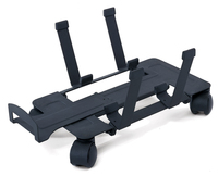 Humanscale Dolly Cart CPU holder Nero