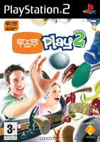Sony EyeToy: Play 2, PS2 PlayStation 2 Inglese videogioco
