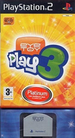 Sony EyeToy: Play 3 - Bundle, PS2 PlayStation 2 Inglese videogioco