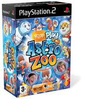 Sony EyeToy: Play Astro Zoo - Bundle, PS2 PlayStation 2 Inglese videogioco