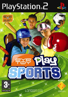 Sony EyeToy Play Sports, PS2 PlayStation 2 Inglese videogioco