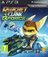 Sony Ratchet & Clank: QForce, PS3 PlayStation 3 ITA videogioco