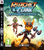 Sony Ratchet & Clank: A Crack In Time, PS3 PlayStation 3 ITA videogioco